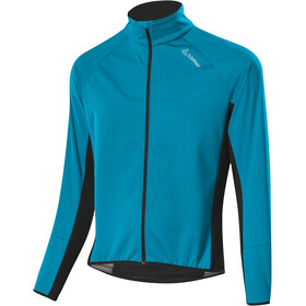 Löffler Alpha WS Light Bike Jacket Men enamel blue